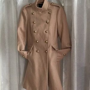 Winter Trench Coat size 10
